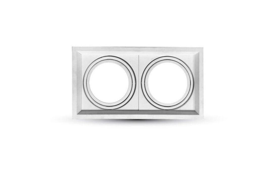 2 x ar111 keret feh r ip20 as. Black Bedroom Furniture Sets. Home Design Ideas