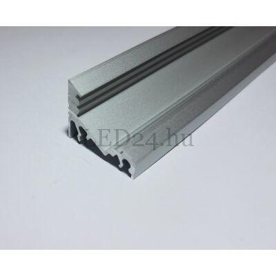 corner alumínium profil eloxált