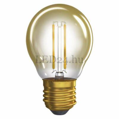 2W E27 Vintage filament izzó, meleg fehér