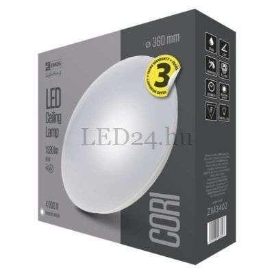 Cori 18W led panel, ip54