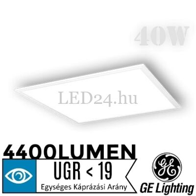 36 watt 60×60 cm led panel 4000k