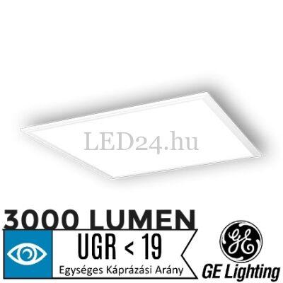 36 watt 60×60 cm led panel 3000k