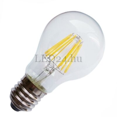 8w filament retró led izzó 1000 lumen