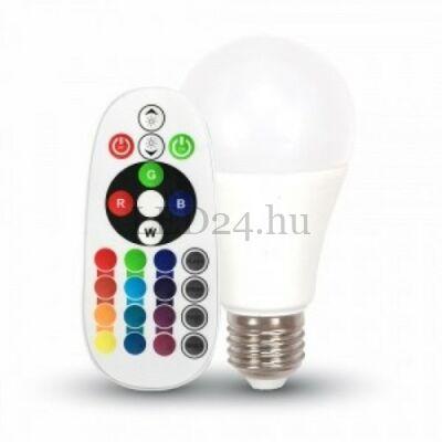 rgb színváltós és meleg fehér led lámpa