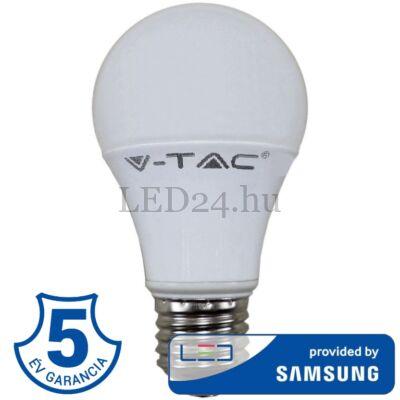 9w led lámpa meleg fehér 200 fok