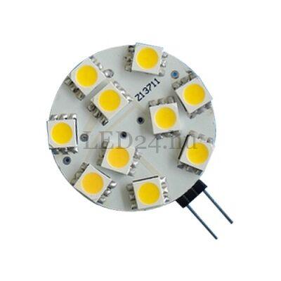 G4 LED természetes fehér lámpa