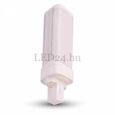 6w pl led lámpa g24 foglalat természetes fehér