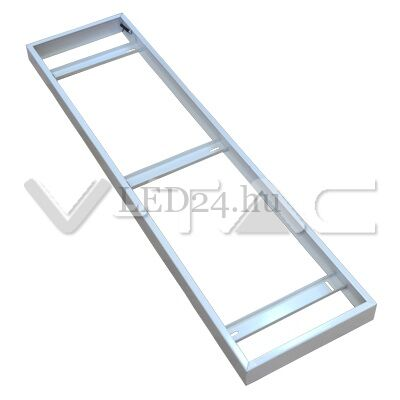 120*30 cm led panel beépítő keret