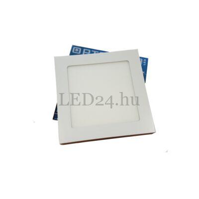 12w természetes fehér falon kívüli led panel