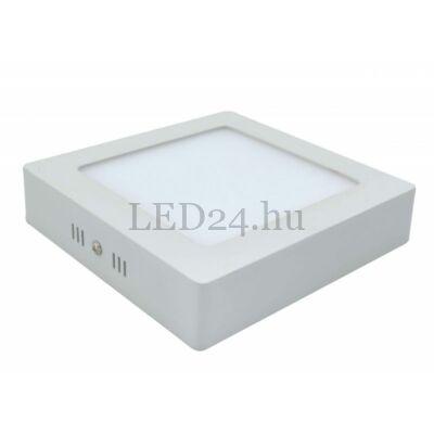 18w falon kívüli led panel meleg fehér négyzet alakú