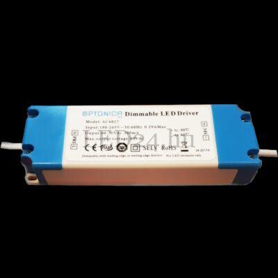 Dimmelhető tápegység 20-30W-os LED panelhez