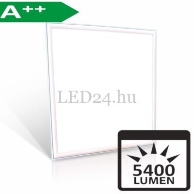 45 watt 60×60 cm led panel 4000k, 5400 lumen