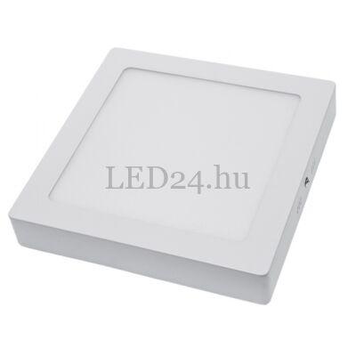 18w falon kívüli led panel hideg fehér négyzet alakú