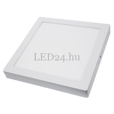 24w falon kívüli meleg fehér led panel