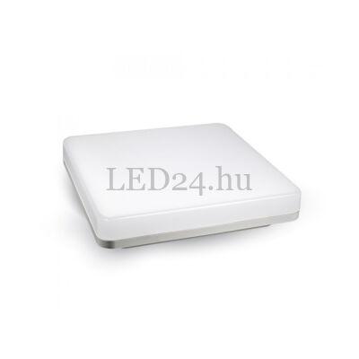 15w led lámpatest, keret nélküli, IP44, négyzet