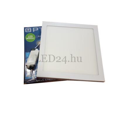 24w falon kívüli természetes fehér led panel