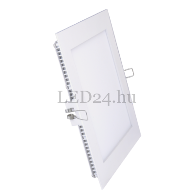 25w meleg fehér négyzet alakú led panel