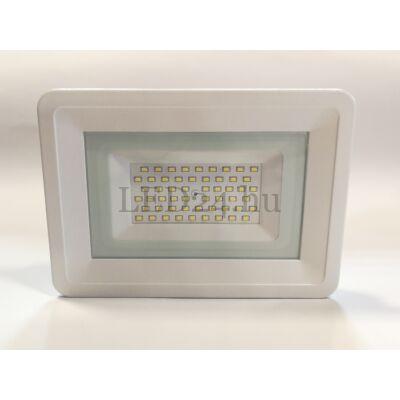 50w fehér slim led reflektor természetes fehér színhőmérséklet
