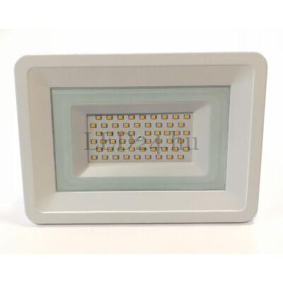 50w fehér slim led reflektor meleg fehér színhőmérséklet