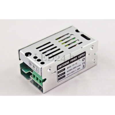 ipari 15W LED tápegység