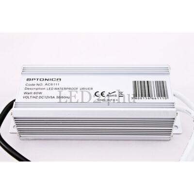 vízálló 60W LED tápegység
