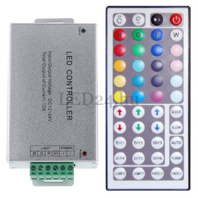 144W RGB led szalag rádiós vezérlő