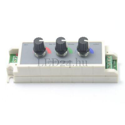 108W RGB potméteres vezérlő