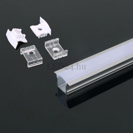 süllyeszthető alumínium profil