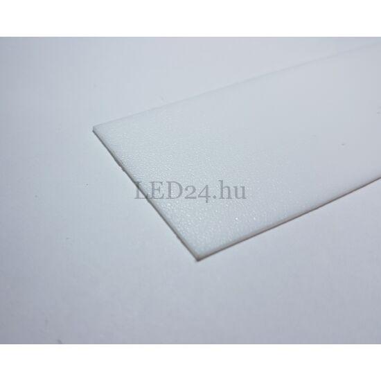 Opál takarófedél Wide alu profilhoz