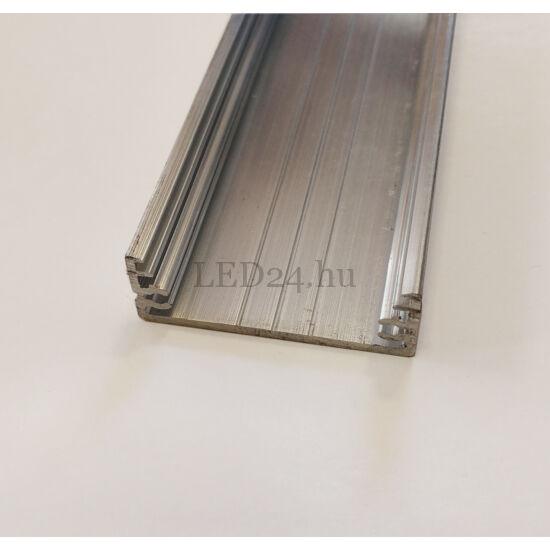 wide natúr alumínium profil