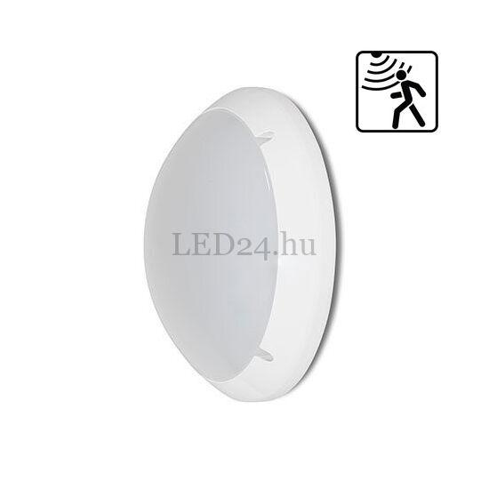 17w ufo lámpa természetes fehér, mozgásérzékelős