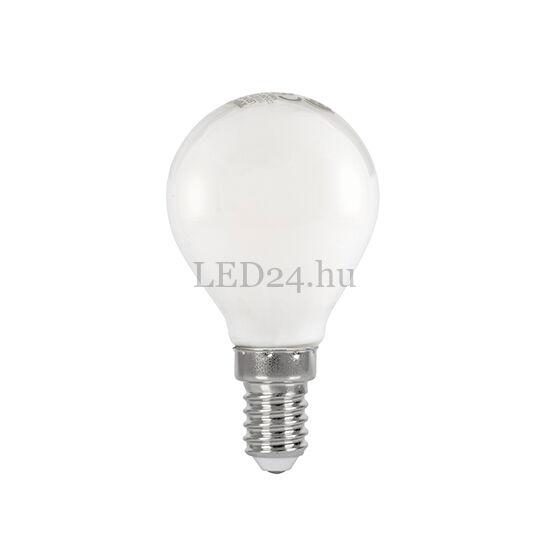 5W E14 kisgömb forma led lámpa meleg fehér dimmelhető