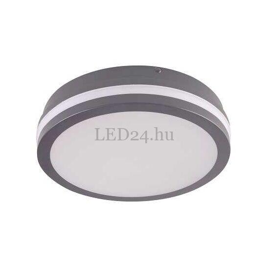 Kanlux Beno led lámpa, 18w, természetes fehér, grafit kör