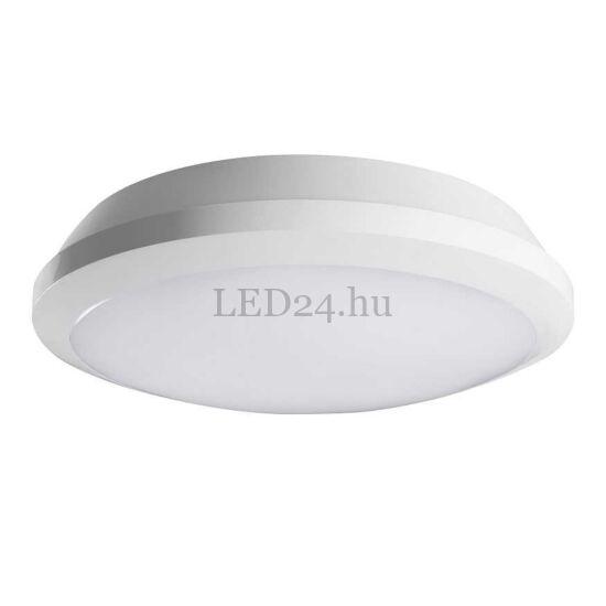 Daba Pro természetes fehér LED lámpa, fehér színű, mozgásérzékelős