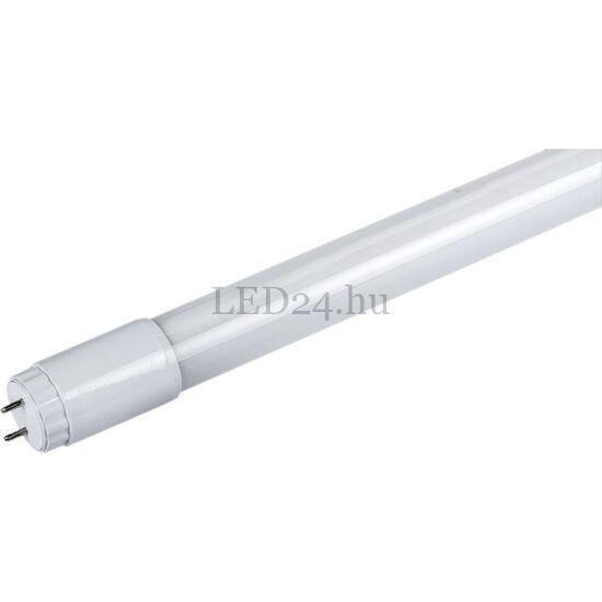 Kanlux 18w T8 led fénycső 120 cm üveg bura