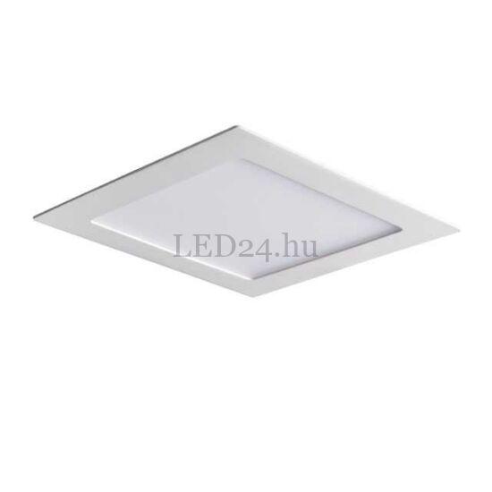 Katro Négyzet alakú meleg fehér LED panel, IP44