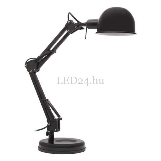 Kanlux PIXA KT-40-B lámpa, E14 foglalat, fekete