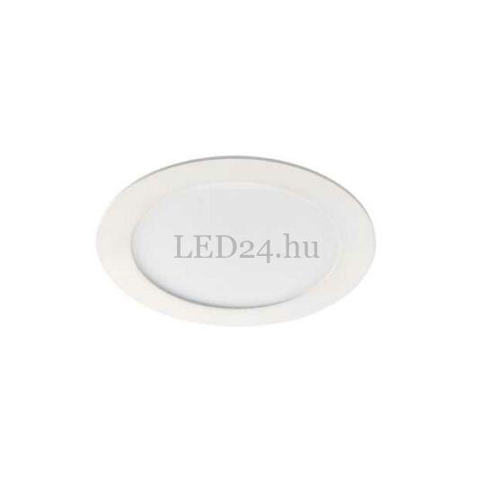 Rounda Kör alakú meleg fehér LED panel, IP44