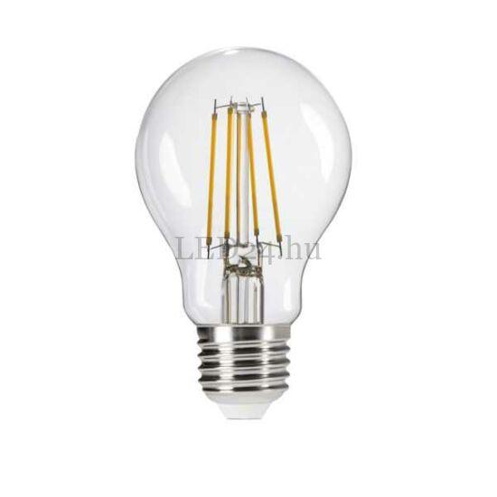 8W Retro LED izzó, meleg fehér