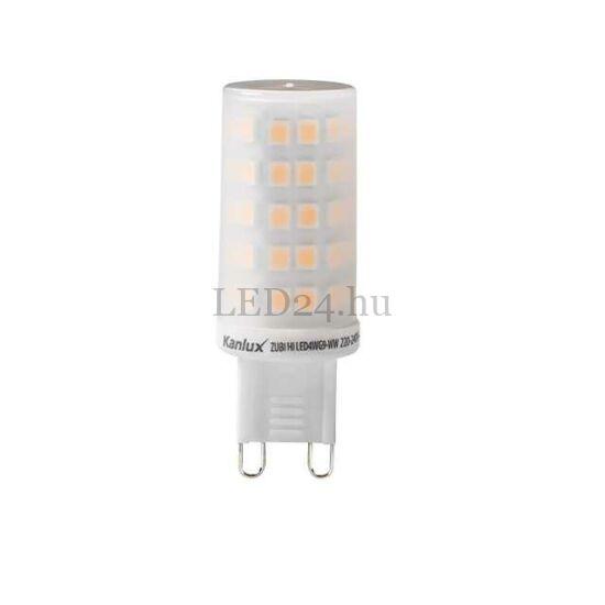 4w g9 led lámpa 3000k