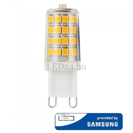 3W G9 Led, 4000K, természetes fehér, Samsung Chip