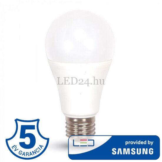 15 wattos e27 v-tac led lámpa