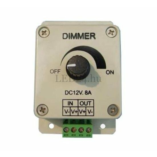 96W dimmer fényerőszabályozó