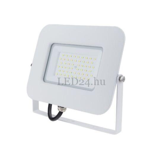 50w fehér slim reflektor természetes fehér