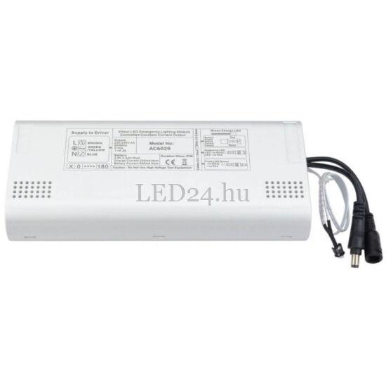 3 órás vészvilágító akkumulátor mini LED panelhez (3.6V/4.5Ah)